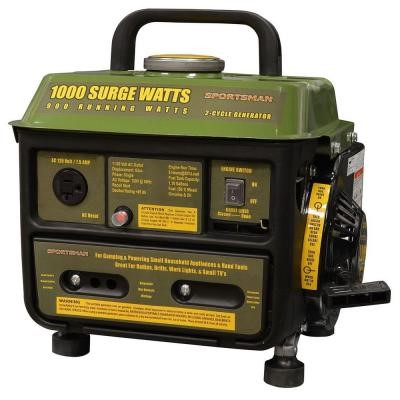 SPORTSMAN Generator 1000 2CYCLE GENERATOR