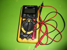 ETEK 10709 MULTIMETER