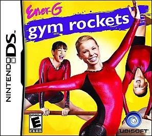 NINTENDO Nintendo DS ENER-G GYM ROCKETS