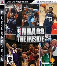 SONY Sony PlayStation 3 NBA 09 THE INSIDE