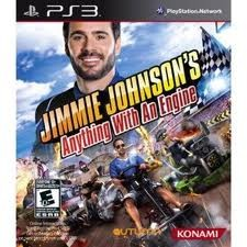 SONY Sony PlayStation 3 Game JIMMIE JOHNSON'S ANYTHING WITH AN ENGINE
