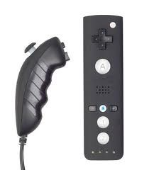 POWER A Video Game Accessory WII REMOTE AND NUN CHOKE