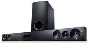 LG Surround Sound Speakers & System LSB316