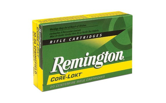 REMINGTON FIREARMS Ammunition EXPRESS CORE-LOKT