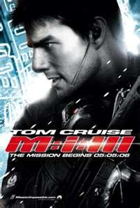 DVD MOVIE DVD MISSION IMPOSSIBLE 3