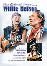 DVD MOVIE SOME ENCHANTED EVENING STARRING WILLIE NELSON