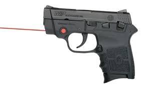 SMITH & WESSON Pistol M&P BG380 W/CT LASER