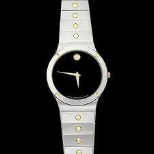 MOVADO Gent's Wristwatch 86A2876