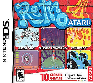 NINTENDO Nintendo DS Game RETRO ATARI DS