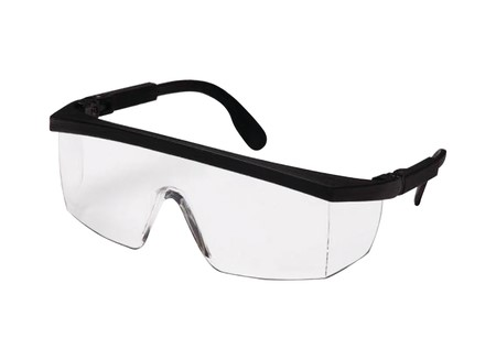 PYRAMEX Accessories INTEGRA SHOOTING GLASSES - CLEAR (SB410S)