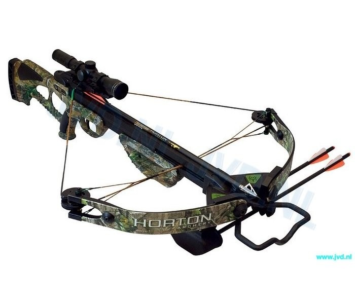 HORTON ARCHERY Bow BROTHERHOOD CROSSBOW