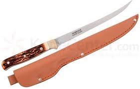 UNCLE HENRY Kitchen Knife FILLET KNIFE