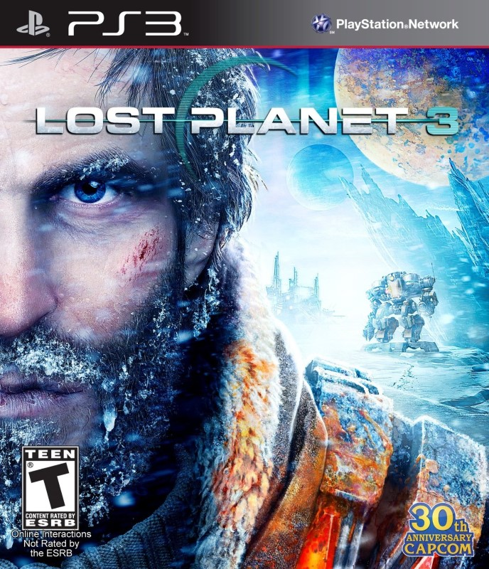 SONY Sony PlayStation 3 Game LOST PLANET 3