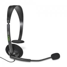 MICROSOFT XBOX 360 WIRED HEADSET
