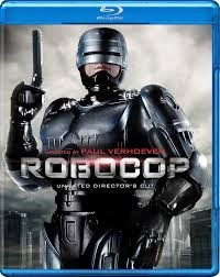 BLU-RAY MOVIE Blu-Ray ROBOCOP