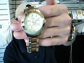 FOSSIL Gent's Wristwatch ES 2820