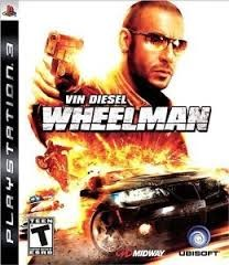 SONY Sony PlayStation 3 Game PS3 WHEELMAN