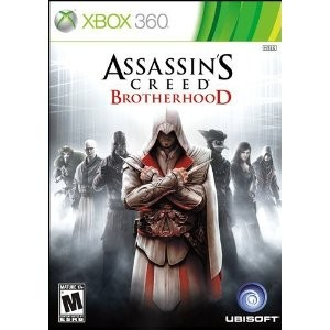 MICROSOFT Microsoft XBOX 360 Game ASSASSINS CREED BROTHRHOOD - XBOX 360
