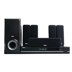 RCA Surround Sound Speakers & System RTD317W