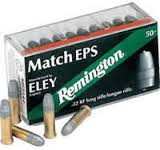 ELEY Ammunition 22LR MATCH EPS