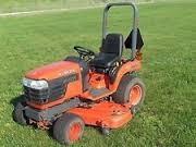 KUBOTA Lawn Tractor RCK54-22BX