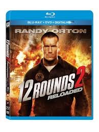 BLU-RAY MOVIE Blu-Ray 12 ROUNDS 2 RELOADED