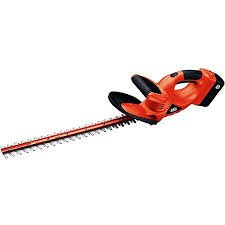 BLACK & DECKER Hedge Trimmer NHT524