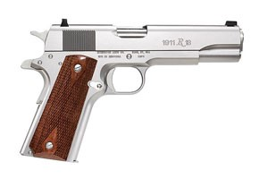 REMINGTON 1911 R1  .45 CAL STAINLESS