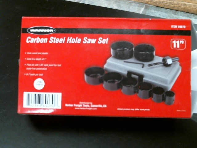 WARRIOR Drill Bits/Blades 69070