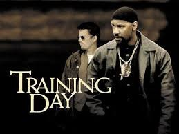 TRAING DAY Blu-Ray BLUE RAY DVD