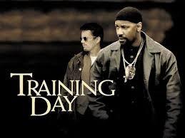 TRAING DAY Blu-Ray BLUE RAY DVD