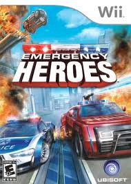 NINTENDO Nintendo Wii Game EMERGENCY HEROES