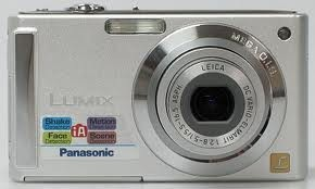 PANASONIC Digital Camera LUMIX DMC-FS3