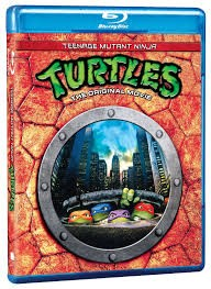 BLU-RAY MOVIE Blu-Ray TEENAGE MUTANT NINJA TURTLES THE ORIGINAL MOVIE