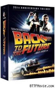 DVD BOX SET DVD BACK TO THE FUTURE 25TH ANNIVERSARY TRILOGY