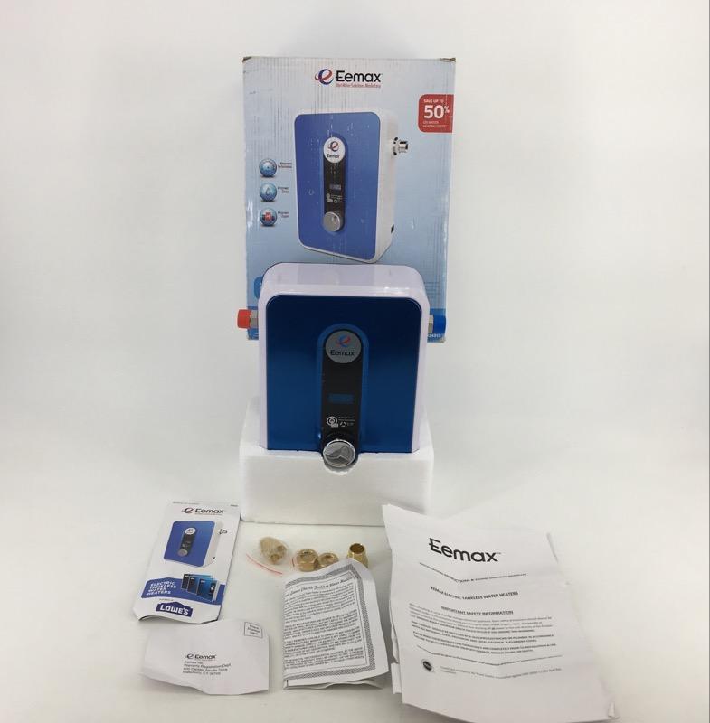 Eemax 240-Volt 13-kW Indoor Tankless Electric Water Heater