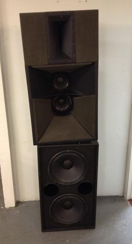 ELECTRO-VOICE Speakers/Subwoofer PLEX B CINEMA
