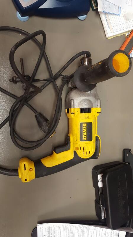 DEWALT Corded Drill DWD210G