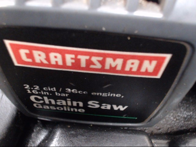 CRAFTSMAN Chainsaw CHAINSAW 316.350840