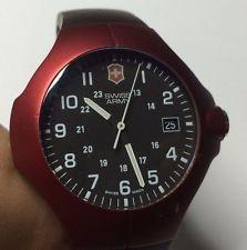 VICTORINOX Gent's Wristwatch 241435 SWISS ARMY WATCH