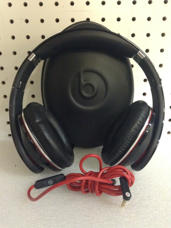 BEATS AUDIO Headphones BEATS MONSTER