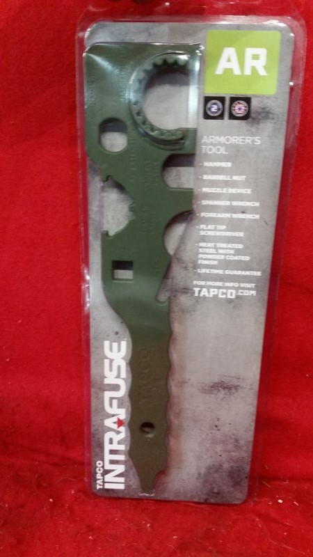 Tapco AR Armorer's Tool - OD Green
