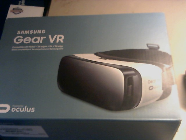SAMSUNG VR - Video Glasses SM-R322NZWAXAR