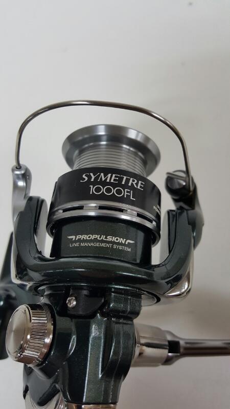 Shimano Symetre 1000 FL Spinning Reel 1000FL
