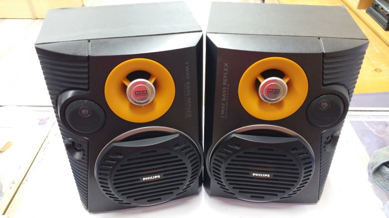 PHILIPS Speakers SPEAKER SYSTEM FWB-C527/01