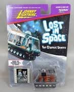 JOHNNY LIGHTNING Miscellaneous Toy 1998 LOST IN SPACE - TOY