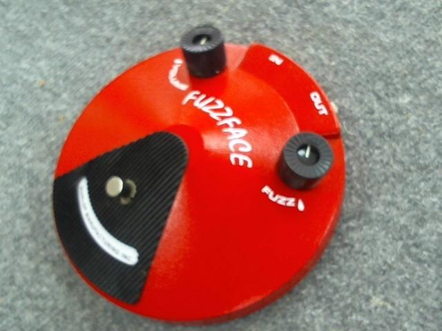 DUNLOP Effect Equipment FUZZ FACE