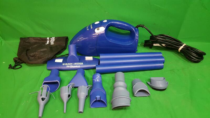 BLACK&DECKER Vacuum Cleaner HV7000