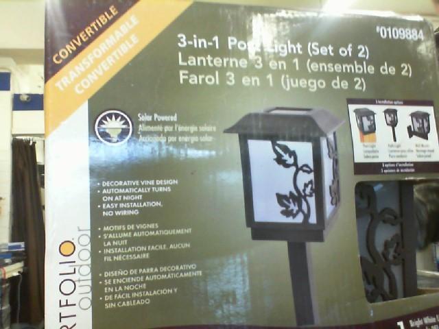 PORTFOLIO OUT DOOR Miscellaneous Appliances 0109884