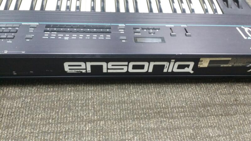 ENSONIQ Keyboards/MIDI Equipment SQ-1